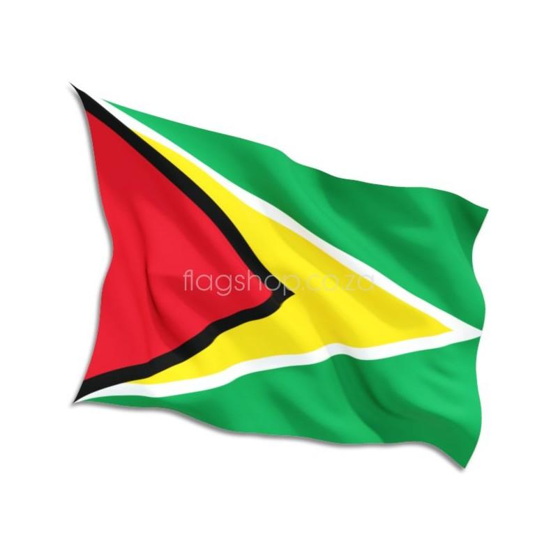 Buy Guyana Flags Online • Flag Shop