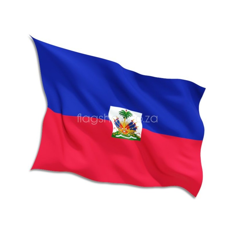 Buy Haiti Flags Online • Flag Shop