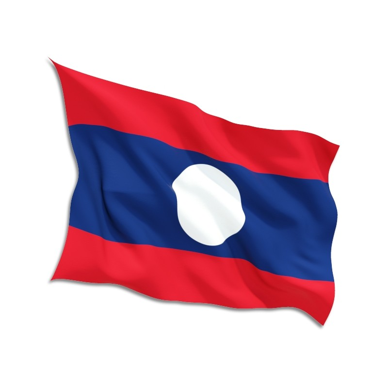 Buy Laos Flags Online • Flag Shop
