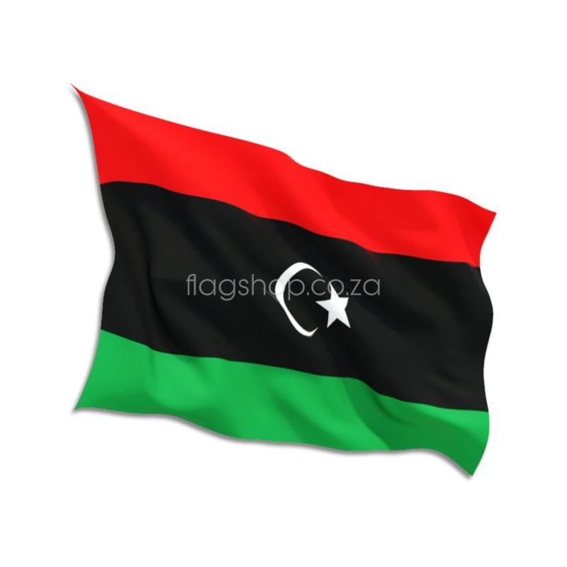 Buy Libya Flags Online • Flag Shop