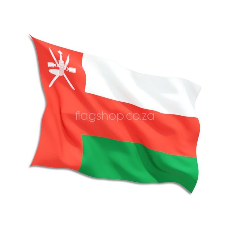 Buy Oman Flags Online • Flag Shop