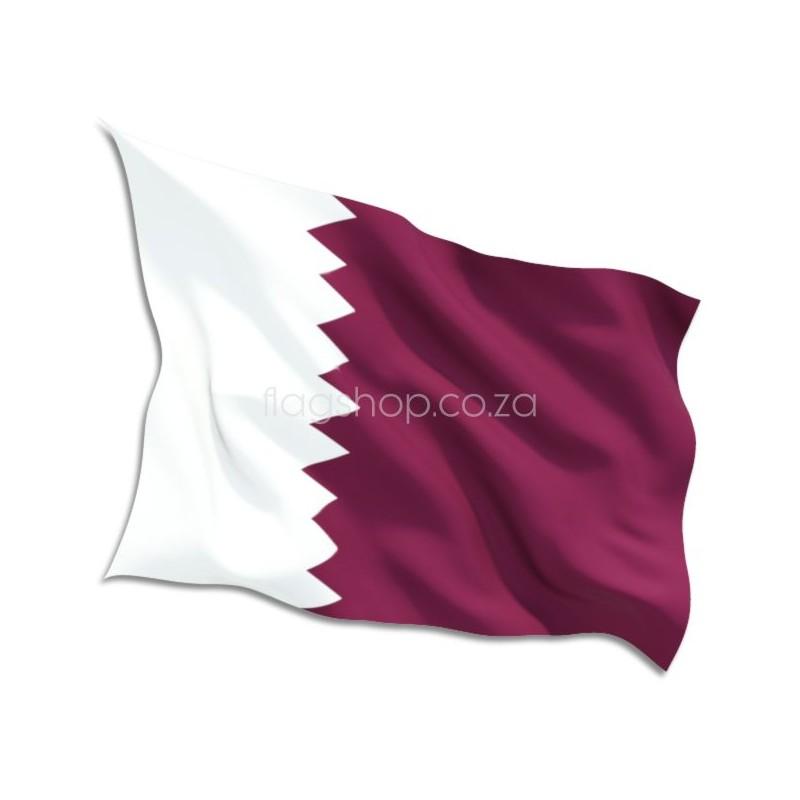 Buy Qatar Flags Online • Flag Shop