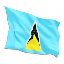 Buy Saint Lucia Flags Online • Flag Shop