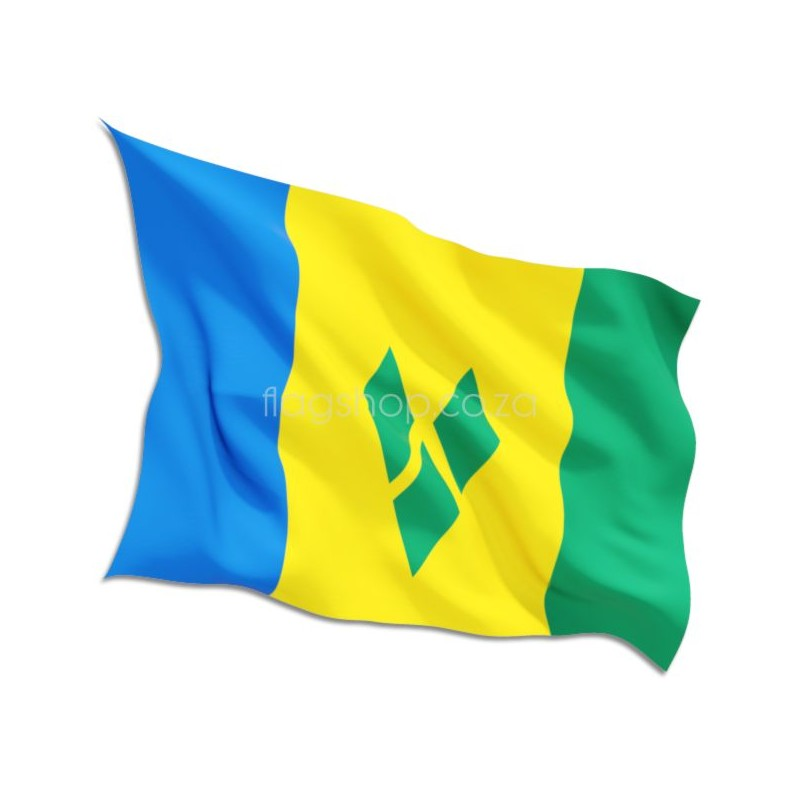 Buy Saint Vincent and the Grenadines Flags Online • Flag Shop