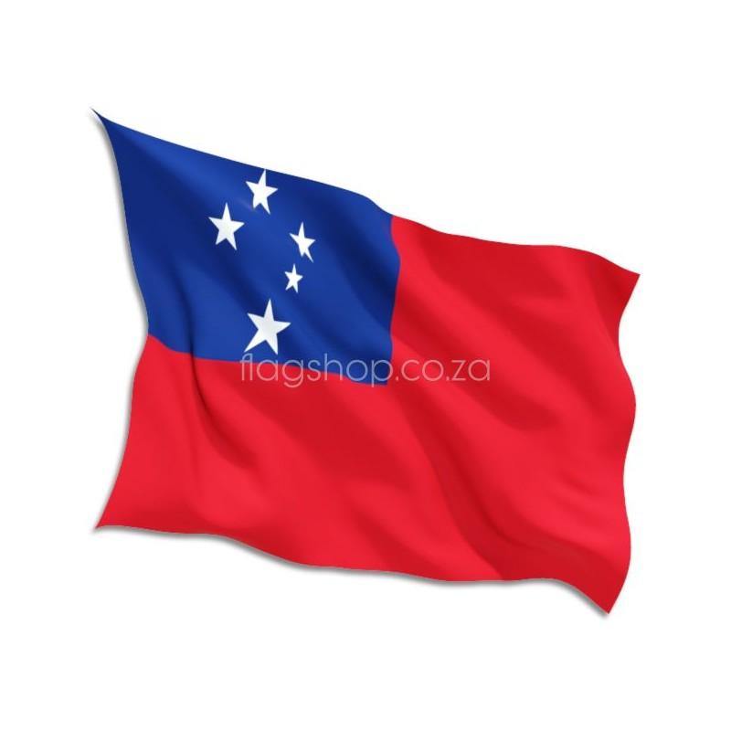 Buy Samoa Flags Online • Flag Shop