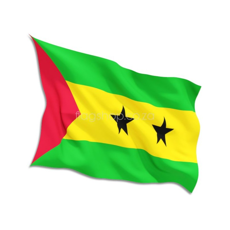 Buy Sao Tome and Principe Flags Online • Flag Shop