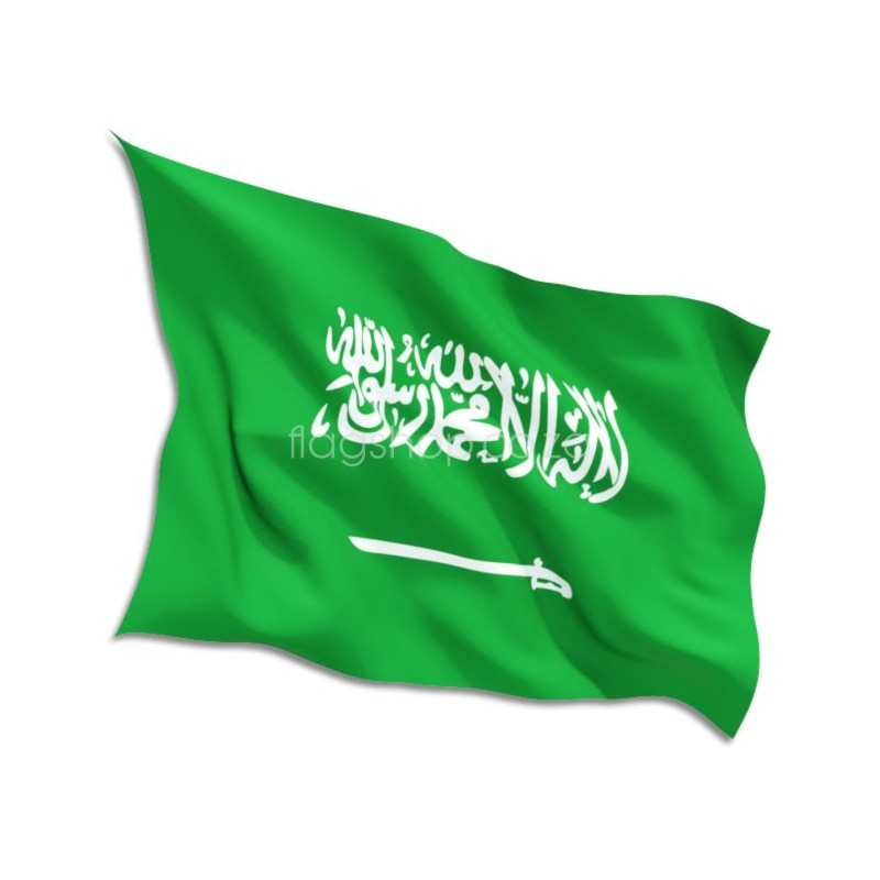 Saudi Arabia Country Flag