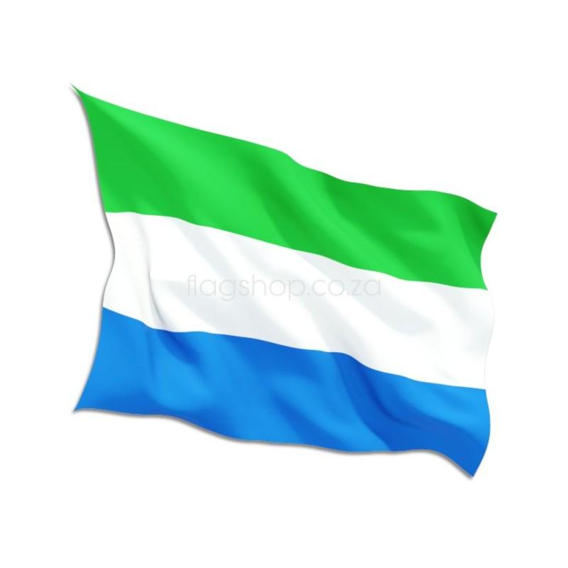 Buy Sierra Leone Flags Online • Flag Shop