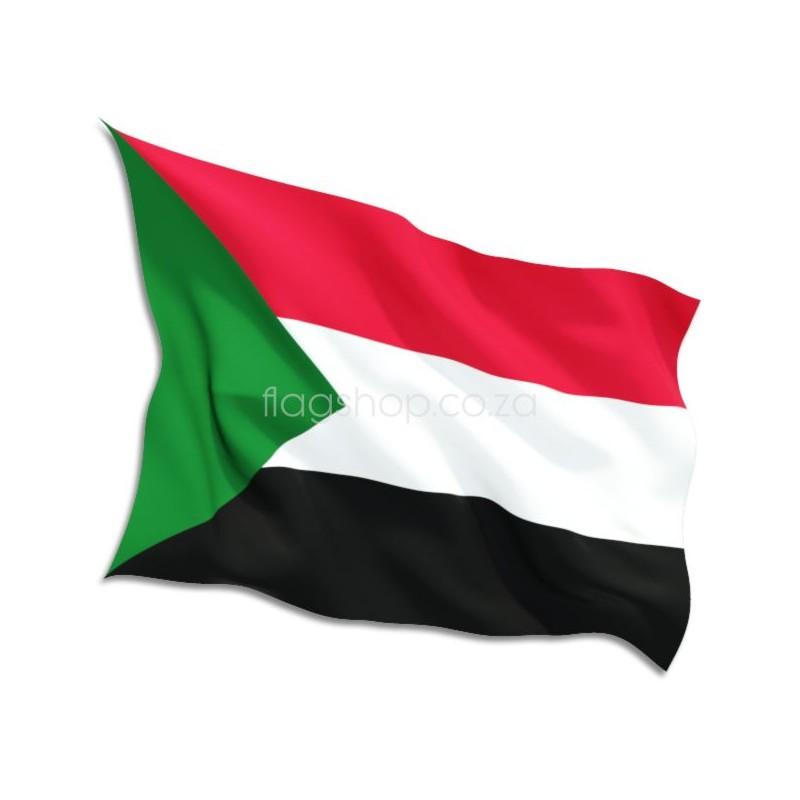 Buy Sudan Flags Online • Flag Shop