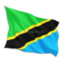 Buy Tanzania Flags Online • Flag Shop