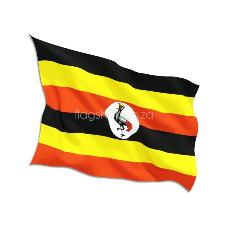 Buy Uganda Flags Online • Flag Shop