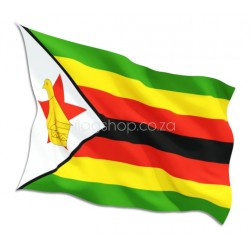 Zimbabwe Country Flag
