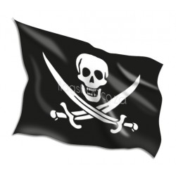 Buy Calico Jack Pirate Flags Online • Flag Shop