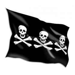 Buy Christopher Condent Pirate Flags Online • Flag Shop