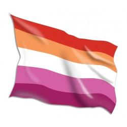 Buy Lesbian Pride Flags Online • Flag Shop