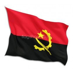 Andorra Country Flag