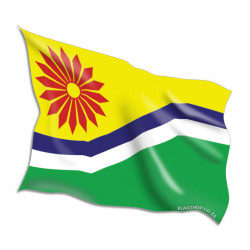 Buy Mpumalanga Provincial Flags Online • Flag Shop