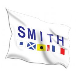 Victor Naval Code Flag