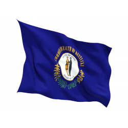 Indoor Flagpoles 2.5m