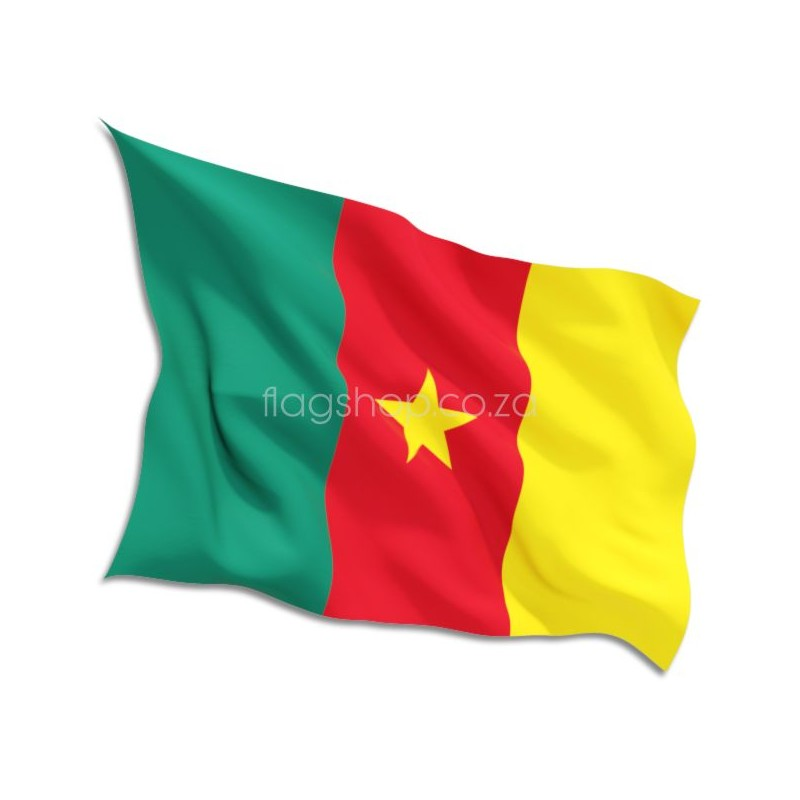 Buy Cameroon Flags Online • Flag Shop