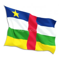 Buy Central African Republic Flags Online • Flag Shop