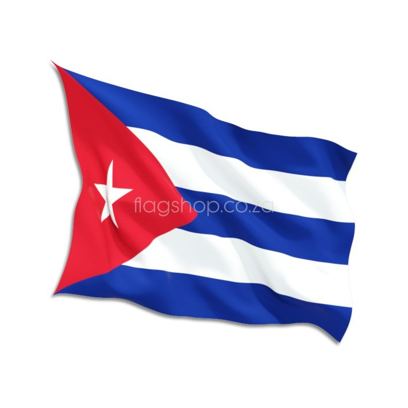 Chad Country Flag