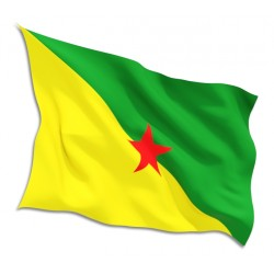 Buy French Guiana Flags Online • Flag Shop